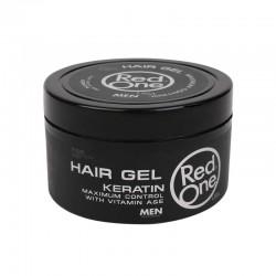 Hair Gel Keratin Red One 450ml